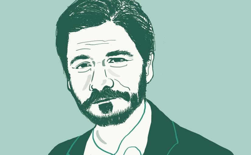 """JUAN PABLO VILLALOBOS: """"Hay un imperio de la falsa profundidad que encubre la estupidez"""""""